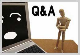 パソコンのトラブルのQ&Aのバナー画像