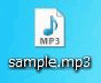 mp3ファイルの画像
