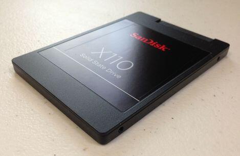 SSDの写真